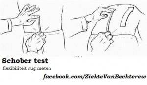 schober test