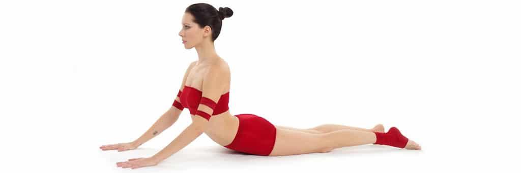 Postura del Cobra – Yoga
