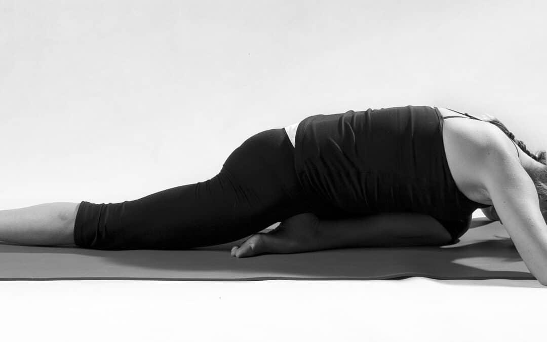 Postura del Piccione Reale – Yoga