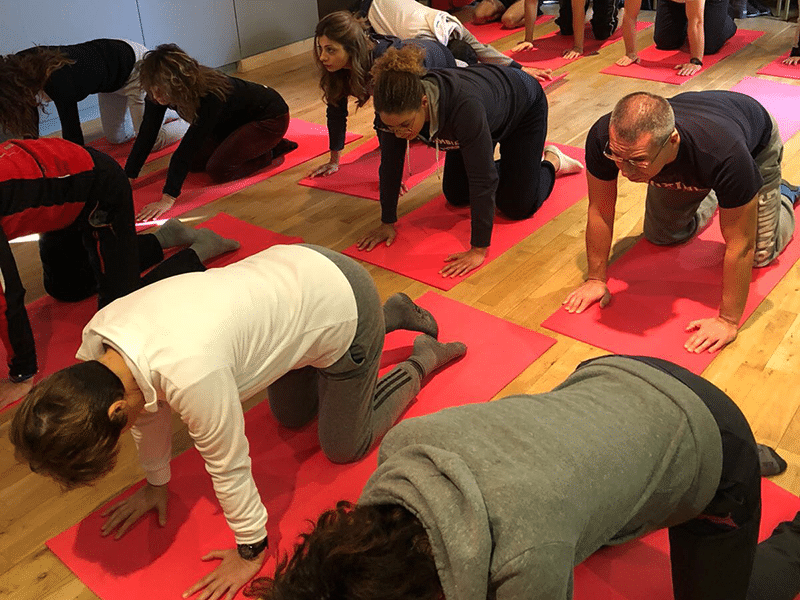 ginnastica posturale 1