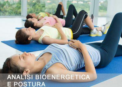 Corso di Formazione Analisi Bioenergetica e Postura