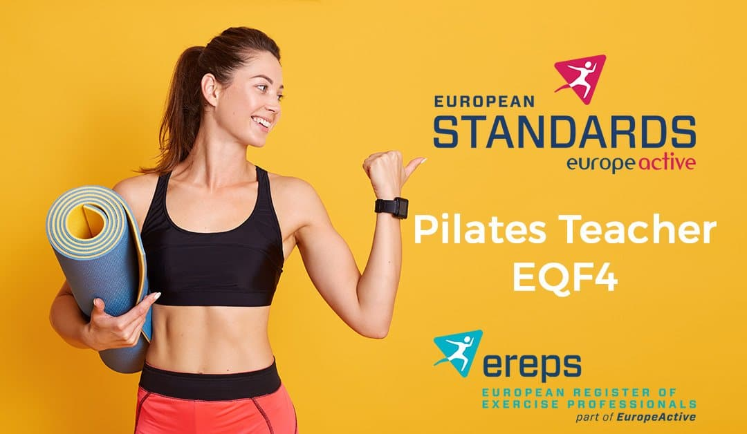 Accreditamento EREPS in Pilates Teacher (EQF4)