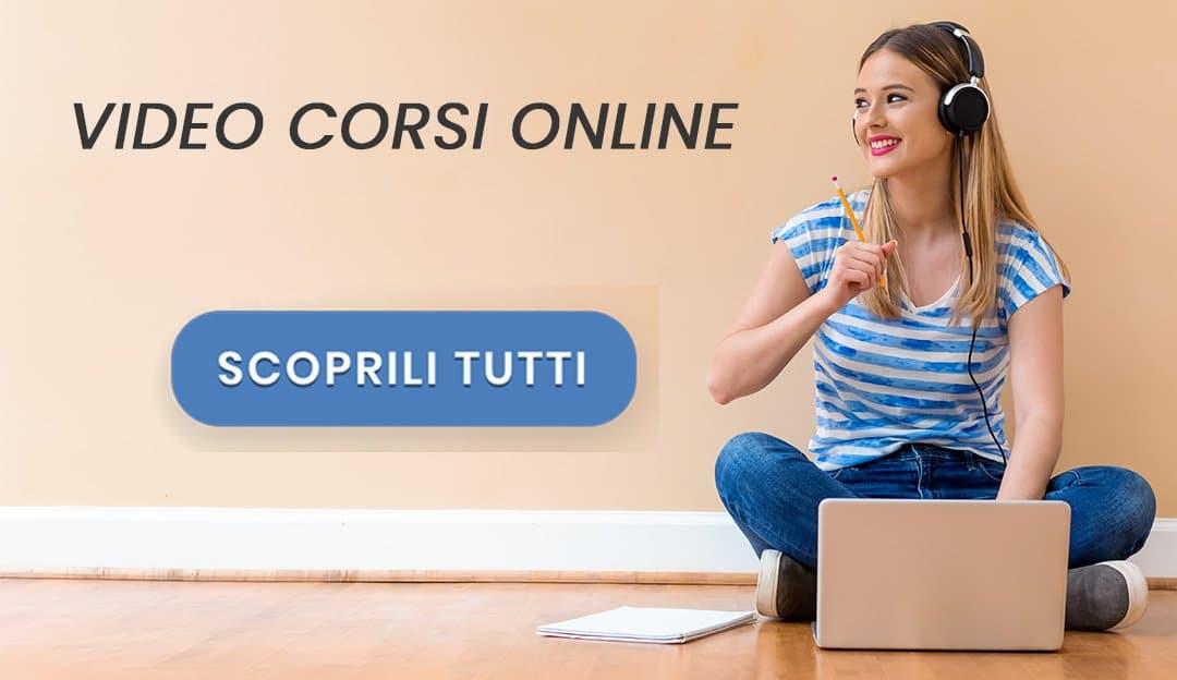 Video Corsi Online