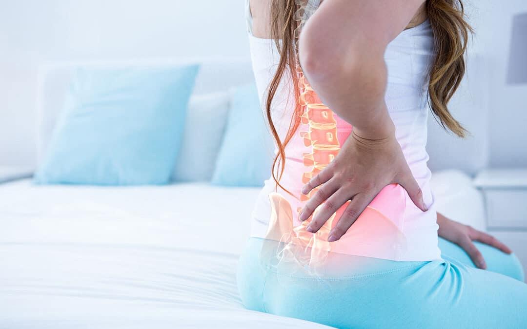 Quando l'Ernia del Disco è causata da una Postura Scorretta